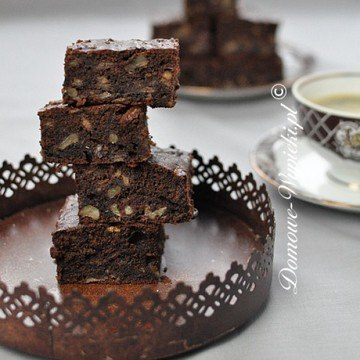 Rezept Brownies light