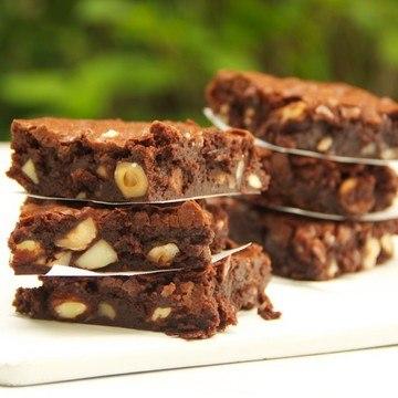 Rezept Brownies