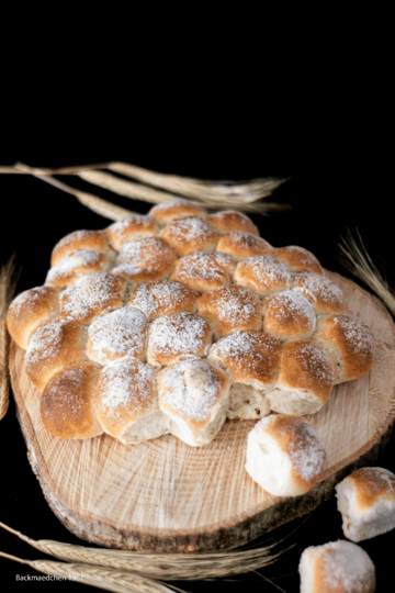 Rezept Bubble Bread