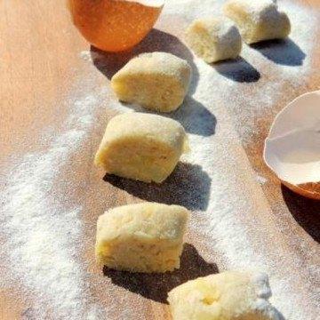Rezept Buchweizengnocchi an Gorgonzolasauce