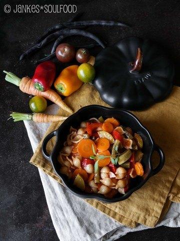 Rezept Bunter Gemüse-Eintopf