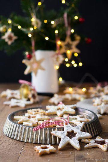 Rezept Buntglas-Kekse