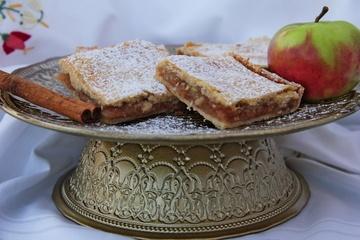 Rezept Burgenländische Apfelflecken