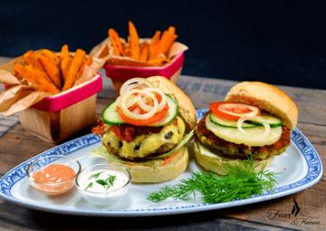 Rezept Burger Party Hoch 2