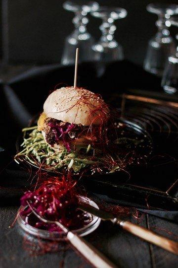 Rezept Burger - Pulled Pork Deluxe