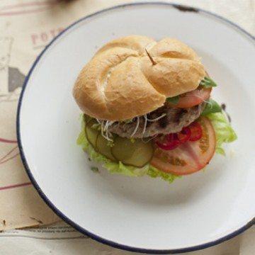 Rezept Burger