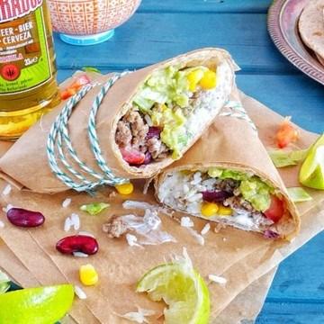 Rezept Burritos, Viva Mexico