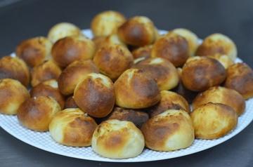 Rezept Butterbrötchen