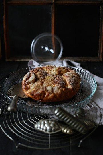 Rezept Butterkuchen mit Zimt und Kardamom