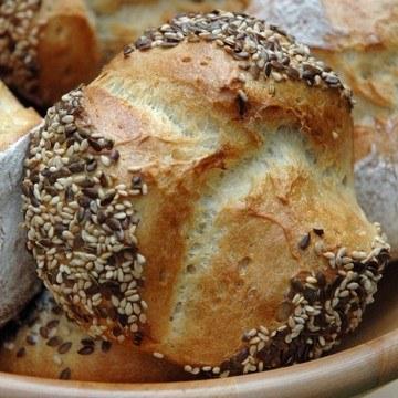 Rezept Buttermilch-Brötchen