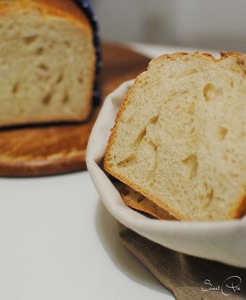 Rezept Buttermilch Toastbrot