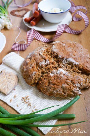Rezept Buttermilch Zucchini Brot