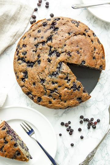 Rezept Buttermilchkuchen – Grundrezept mit Apfel oder Heidelbeeren