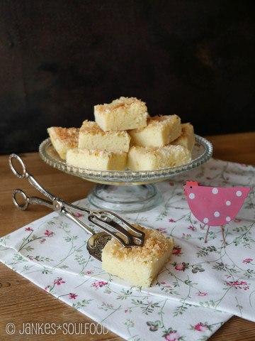 Rezept Buttermilchkuchen vom Blech