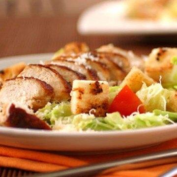 Rezept Caesar Salad