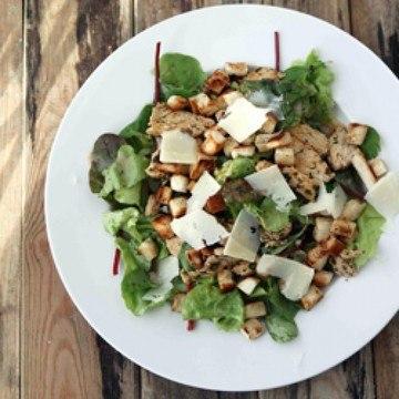 Rezept caesar´s sommer salat