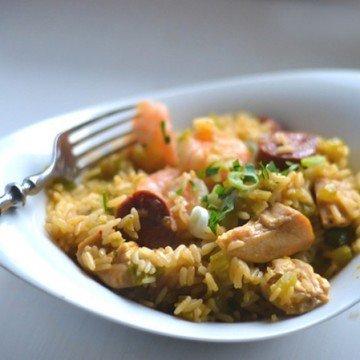 Rezept Cajun Jambalaya