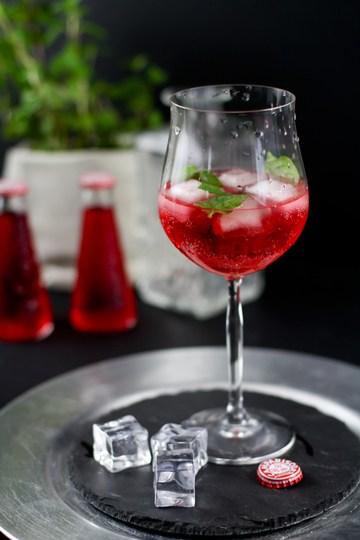 Rezept Campari Tocco Rosso Cocktail