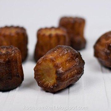 Rezept Cannelés de Bordeaux