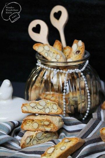 Rezept Cantuccini - italienisches Mandelgebäck