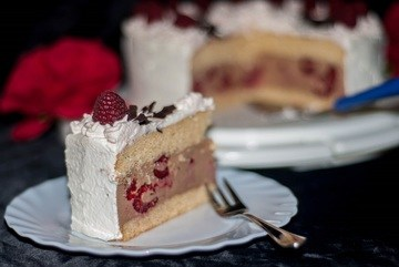 Rezept Cappuccino Panna Cotta Torte