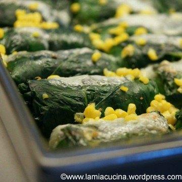 Rezept Capuns vegetarisch