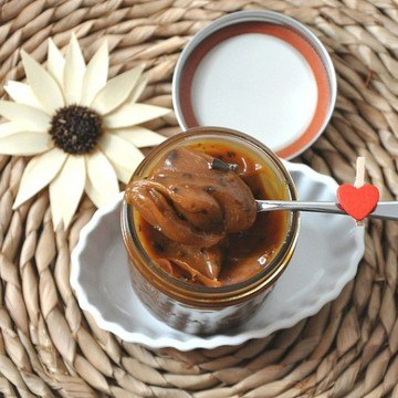 Rezept Caramel mit Mascarpone
