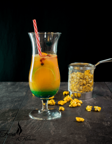 Rezept Carribean Flavour Cocktail