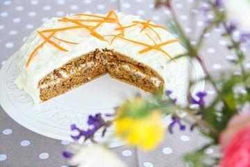 Rezept Carrot Cake