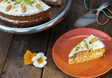 Rezept Carrot-Cake