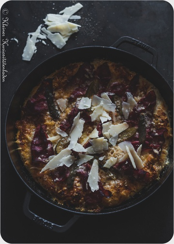 Rezept Cast-Iron Pan Pizza