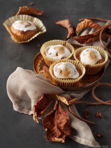 Rezept Chai-Kokos-Muffins mit griechischem Joghurt