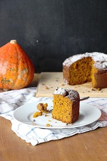 Rezept Chai - Kürbis - Kuchen