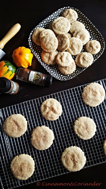 Rezept Chai Spiced Snickerdoodles