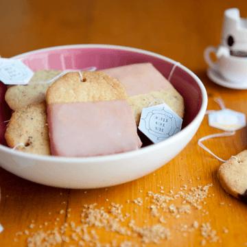 Rezept Chai-Teebeutel-Kekse
