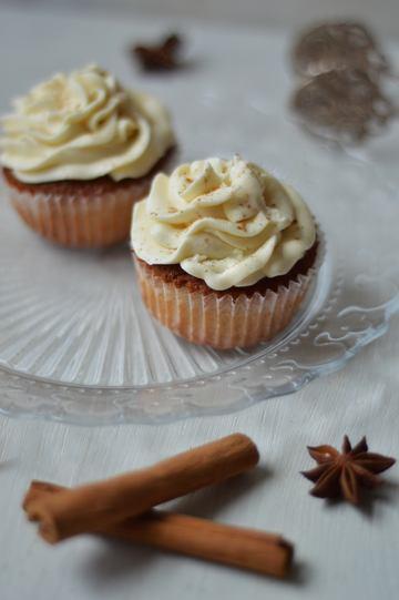 Rezept Chaitee-Cupcakes
