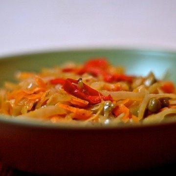 Rezept Chakalaka
