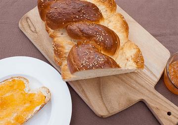Rezept Challah Brot