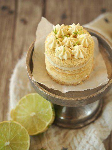 Rezept Champagner-Trüffel-Törtchen mit Limette