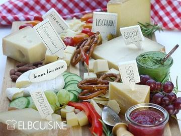 Rezept Chäsplättli – die Käseplatte, ein Genuss für Augen und Gaumen