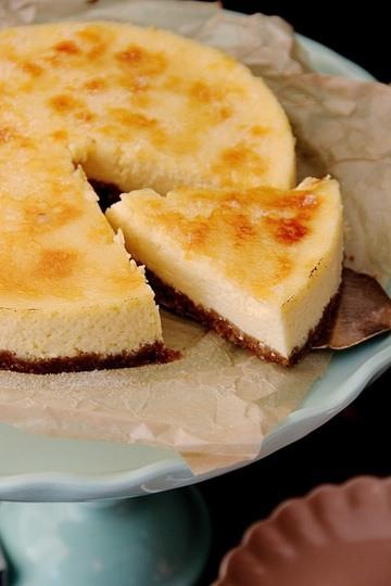 Rezept Cheesecake Brûleè