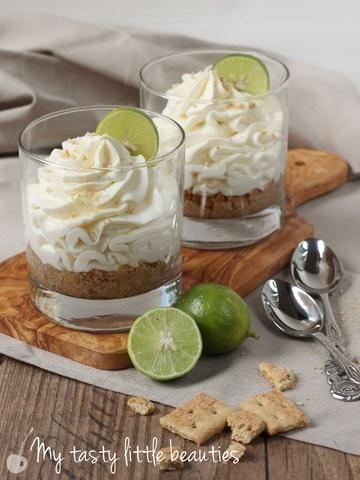 Rezept Cheesecake im Glas