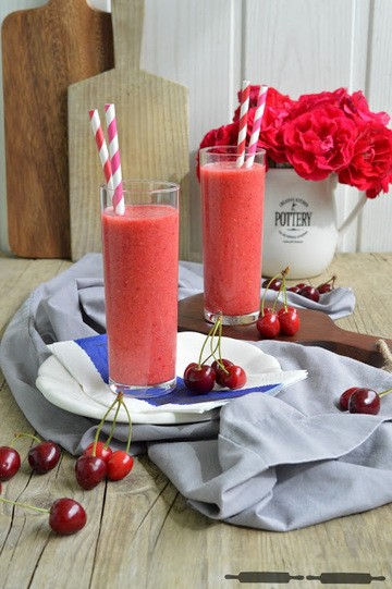 Rezept Cherry Smoothie