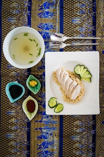 Rezept Chicken Rice – eine Reise nach Südost Asien
