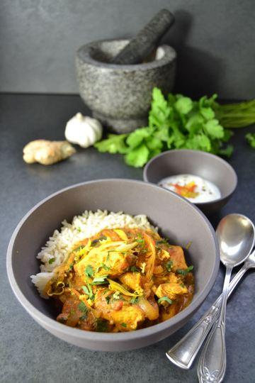 Rezept Chicken Tikka Marsala