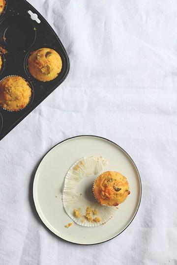 Rezept Chili Cheese Corn Muffins