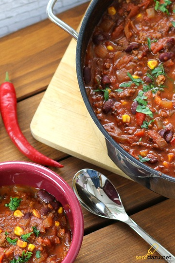 Rezept Chili con Carne – Super leckeres Chili