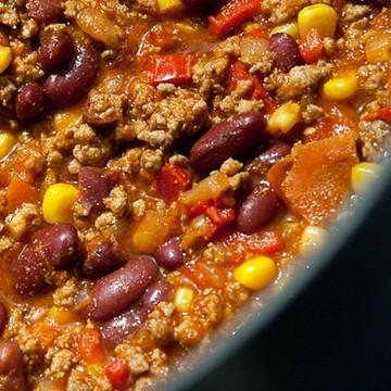 Rezept Chili con Carne