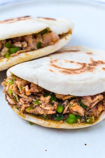 Rezept Chinesischer Burger - Rou Jia Mo