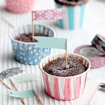 Rezept Choco Cheese Cupcakes